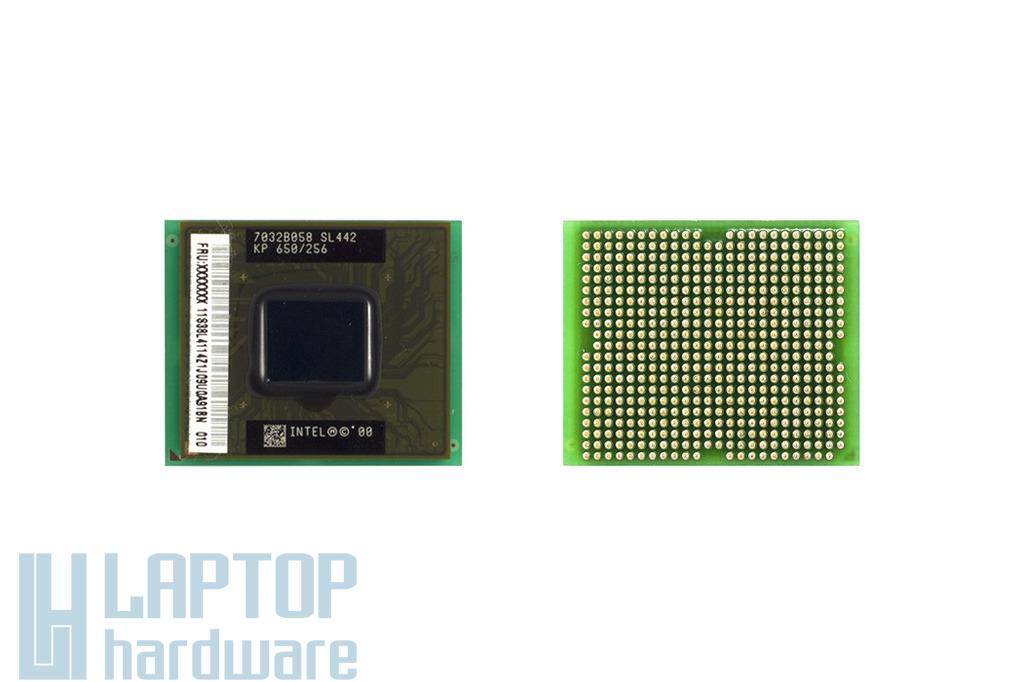 Intel Pentium III M 650MHz használt laptop CPU