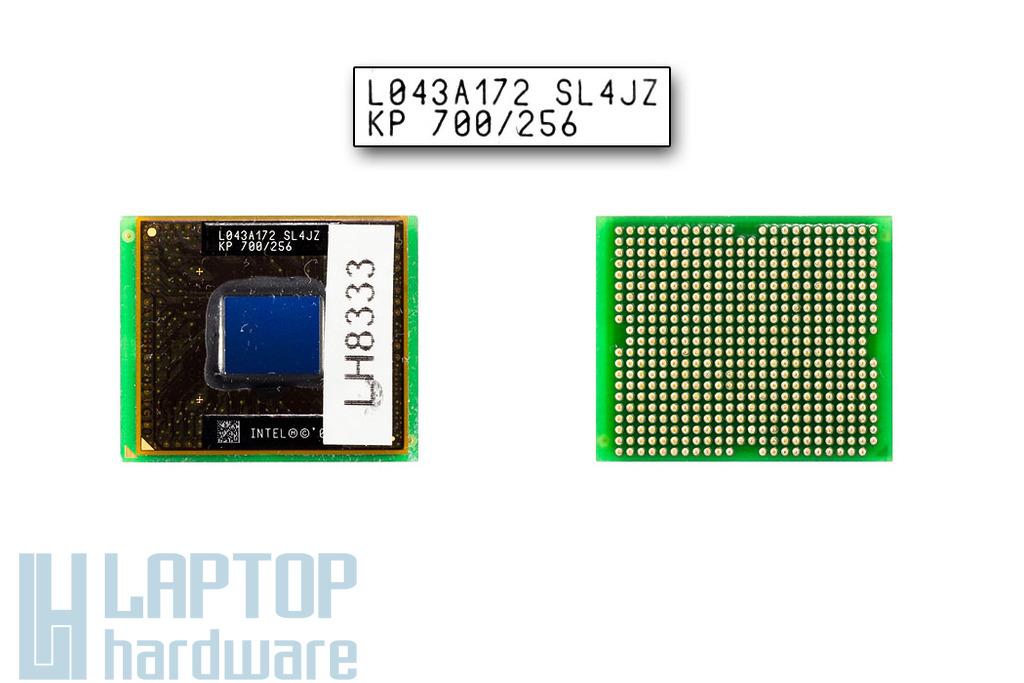 Intel Pentium III M 700MHz használt laptop CPU (SL4JZ)