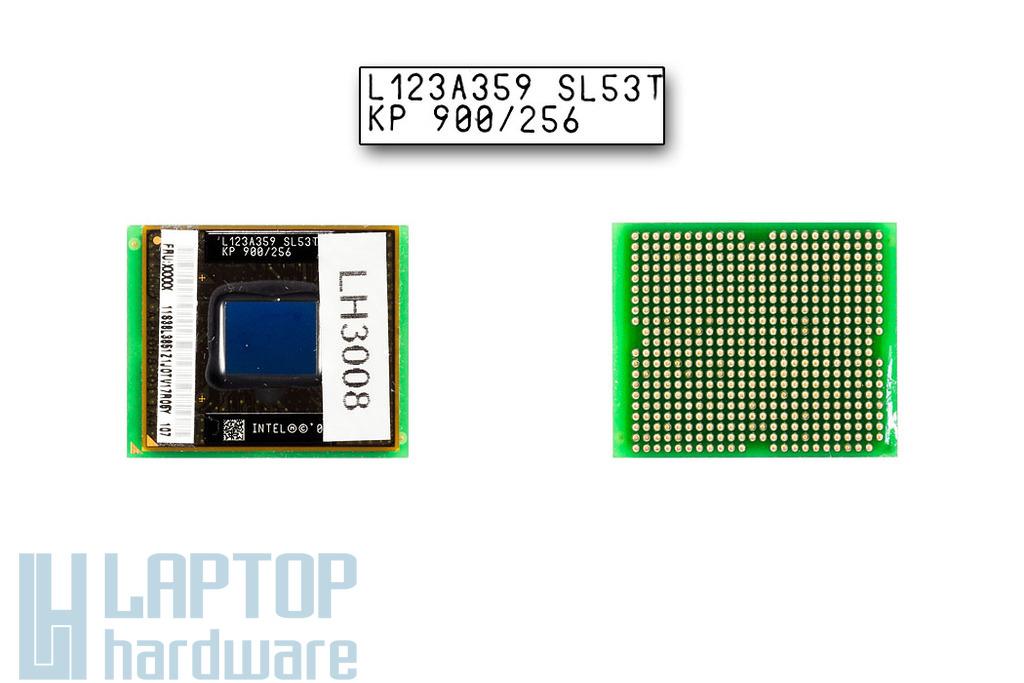 Intel Pentium III M 900MHz használt laptop CPU (SL53T)