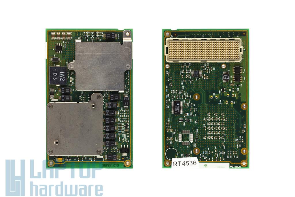 Intel Pentium III Mobile Module 500MHz használt laptop CPU modul (400 pin MMC-2, PML50002001AA)