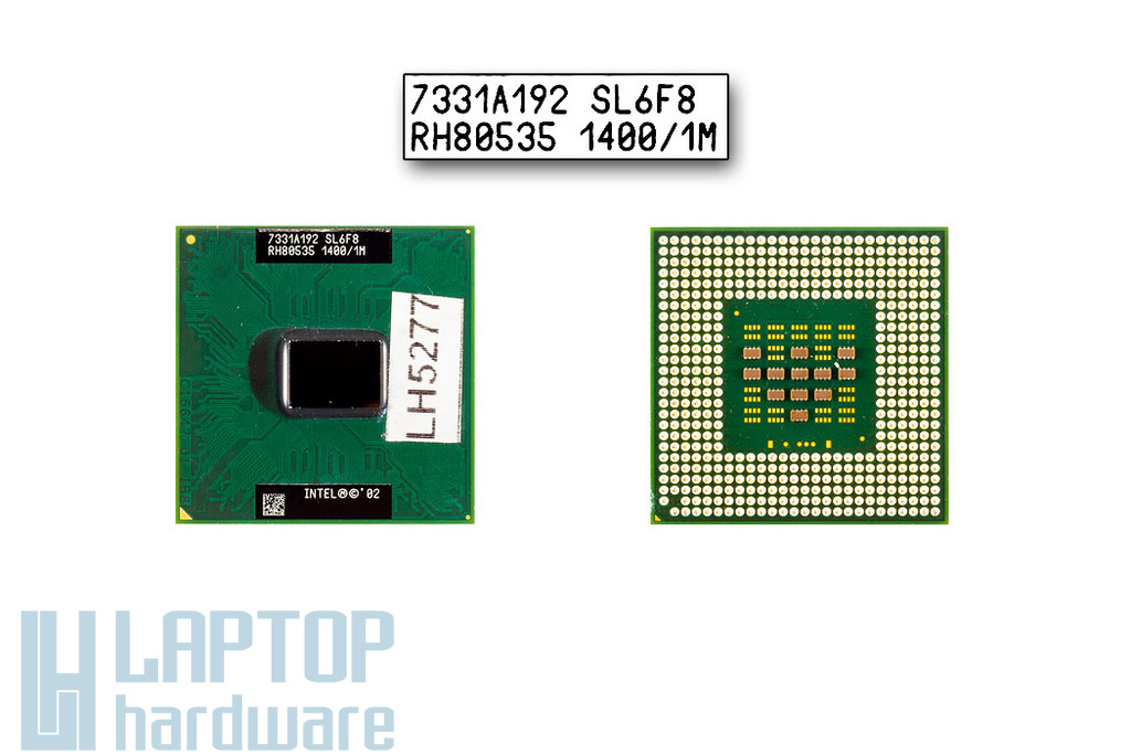 Intel Pentium M 1400MHz használt laptop CPU (SL6F8)
