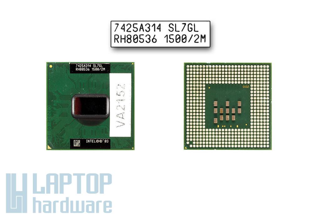 Intel Pentium M 715 1500MHz használt laptop CPU