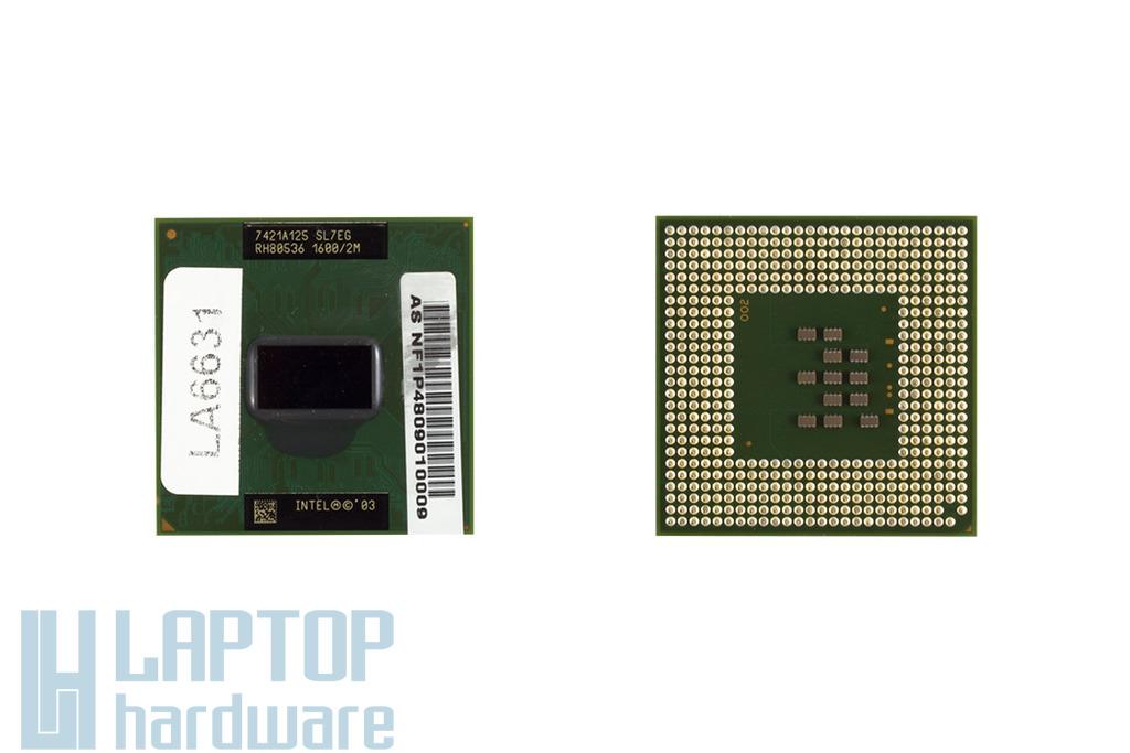 Intel Pentium M 725 1600MHz használt laptop CPU (SL7EG)