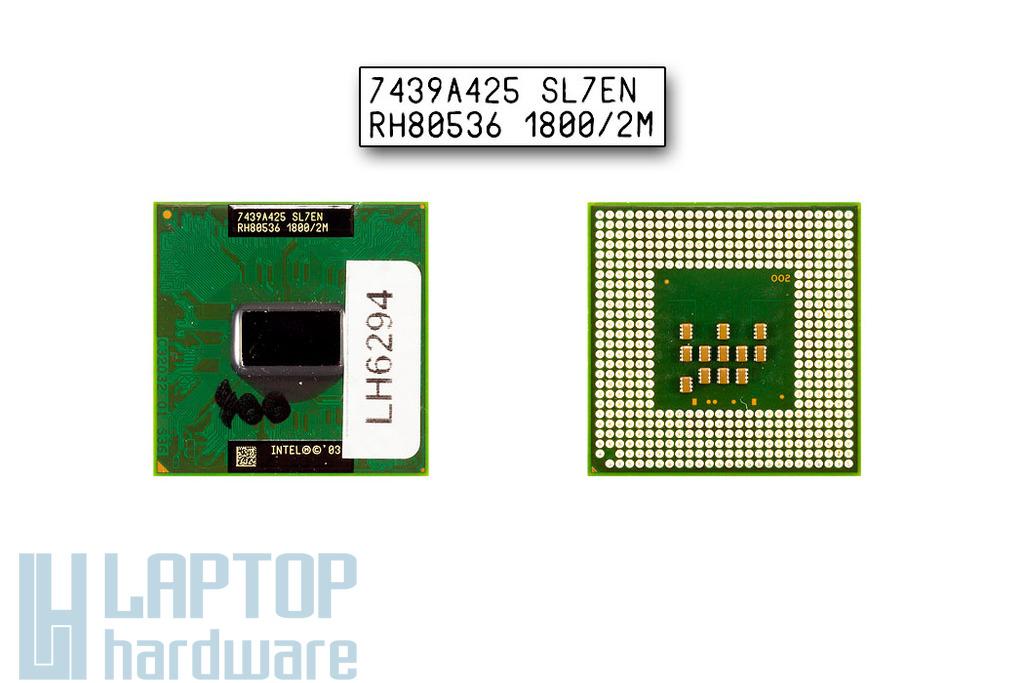 Intel Pentium M 745 1800MHz használt laptop CPU (SL7EN)
