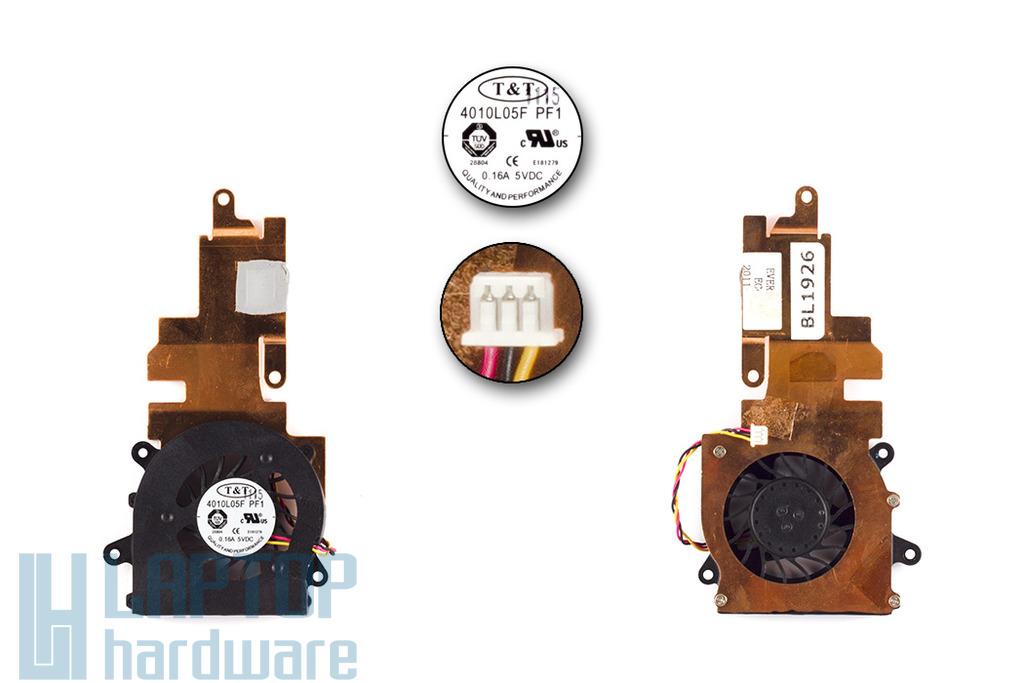 J&W Minix M1100 használt komplett hűtés (4010L05F)