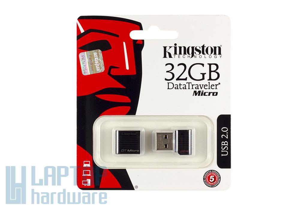 Kingston 32GB micro pendrive (DTMCK/32GB)
