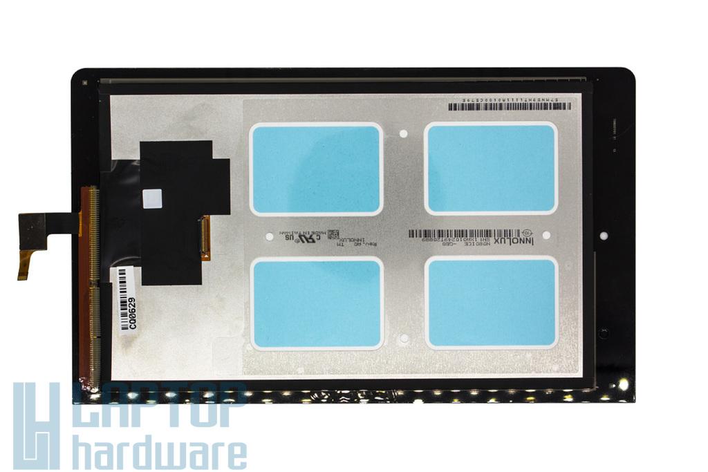 LCD kijelző modul (fényes, 8'') Lenovo IdeaTab Yoga Tablet 8 (B6000, 59-387732) tablethez (N080ICE-GB0, 32001922-01 4113)