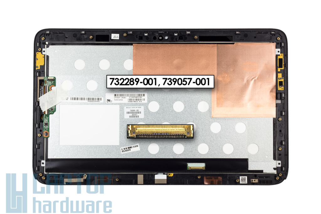 LCD kijelző modul HP Split 13-M0, Split 13-M1 sorozatú laptopokhoz (732289-001, 739057-001)