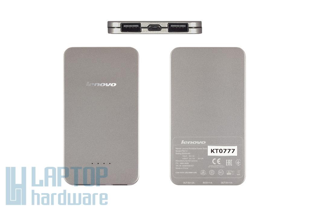 Lenovo PowerBank 5000mAh tablet, telefon akku/akkumulátor töltő, akku/akkumulátor bank, PB410