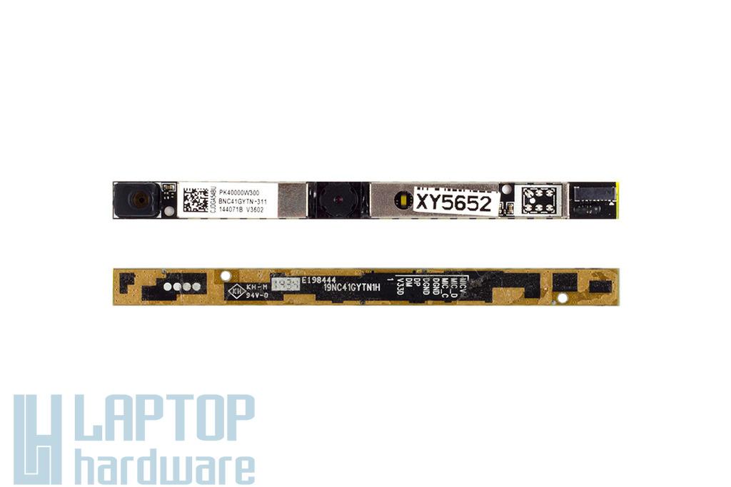 Lenovo Ideapad B50-30, B50-45, B50-70 laptophoz használt webkamera (PK40000W300)