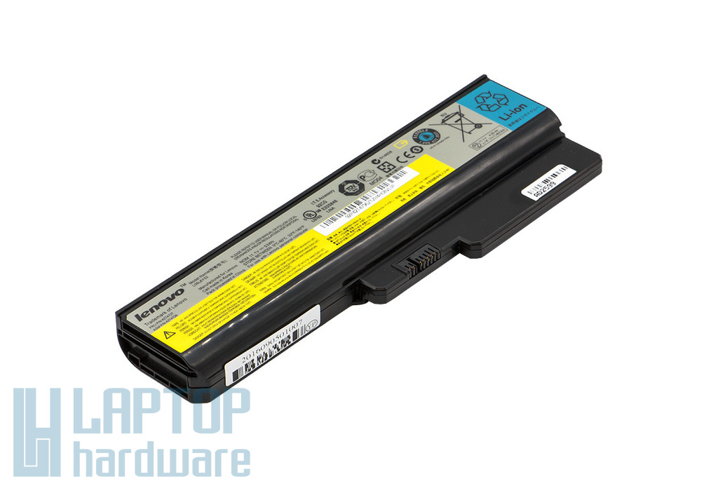 Lenovo IdeaPad G430, G530, G550, N500 gyári új 6 cellás laptop akku/akkumulátor (42T4727, L08L6Y02)