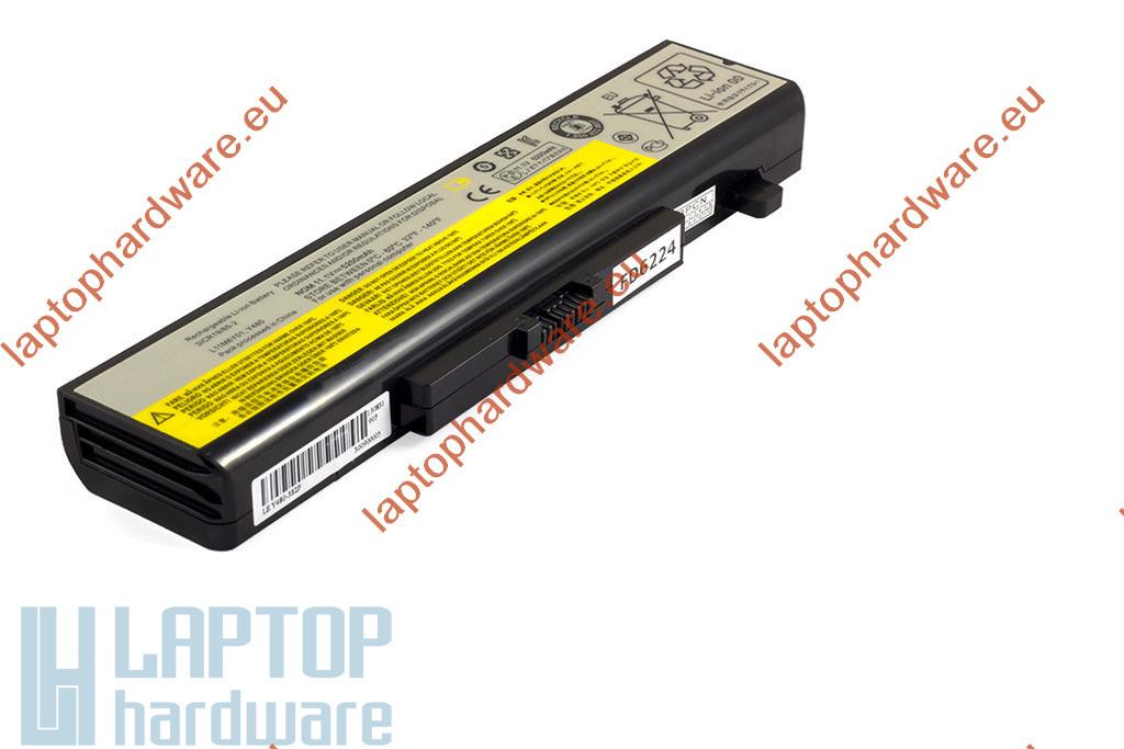 Lenovo IdeaPad G480, G580, Z580 használt helyettesítő 6 cellás 60%-os laptop akku/akkumulátor (L11S6Y01, L11L6Y01)