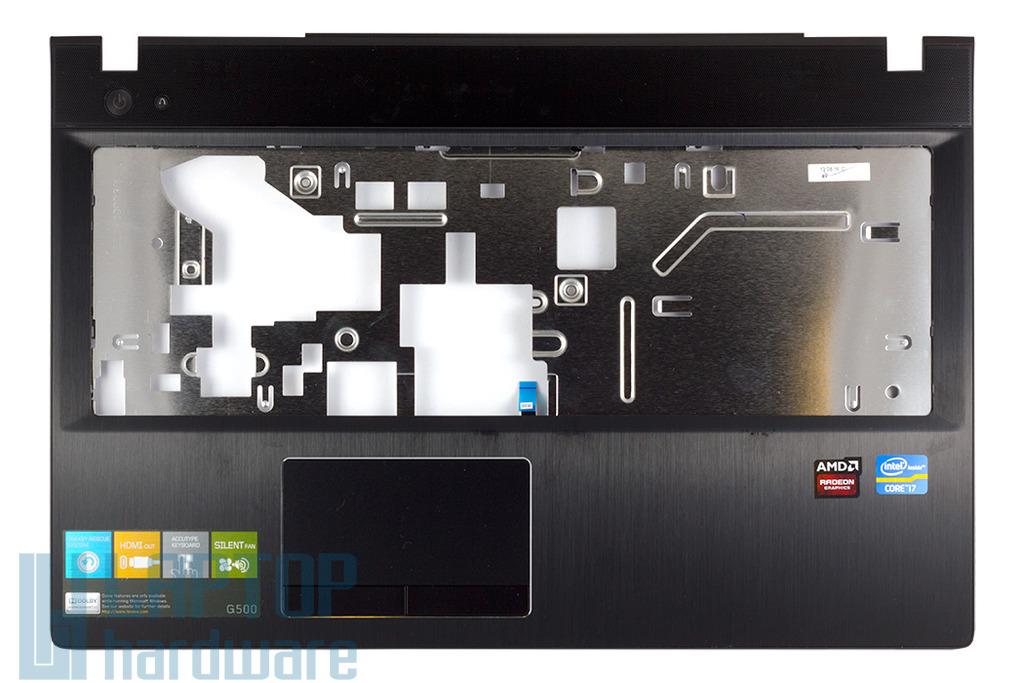Lenovo IdeaPad G500, G510 gyári új laptop felső burkolat, top case, AM0Y0000600