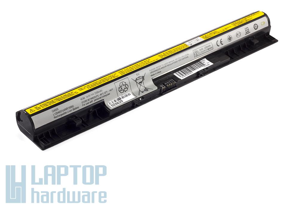 Lenovo IdeaPad G400s, G500s, G505s, G510s helyettesítő új 4 cellás laptop akku/akkumulátor (L12S4E01)