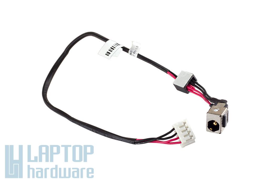Lenovo IdeaPad G550, G555, G560 gyári új DC-tápcsatlakozó kábellel, DC301009600