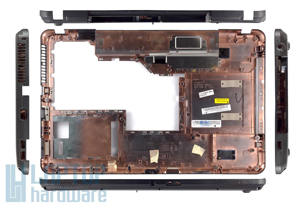 Lenovo IdeaPad G550 laptophoz gyári új alsó fedél kártyaolvasó hellyel, HDMI-nélkül, AP07W0007008