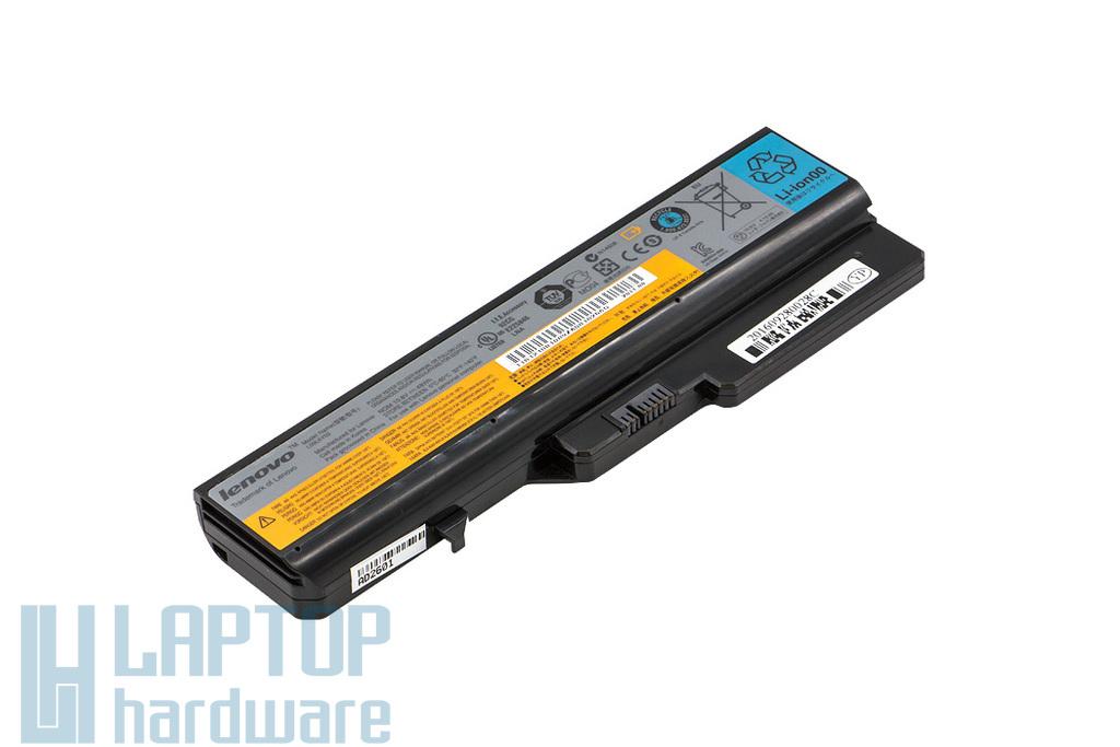 Lenovo IdeaPad G560, G570, Z560 gyári új 6 cellás laptop akku/akkumulátor (L09L6Y02)