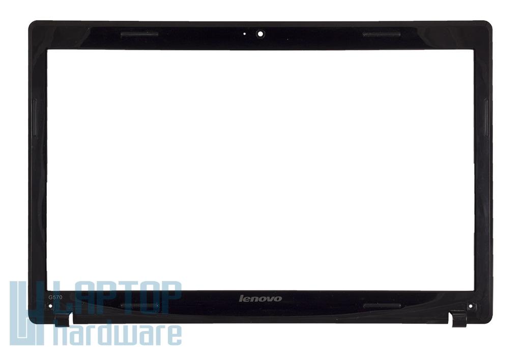 Lenovo IdeaPad G570 laptophoz használt fekete LCD keret (AP0GM0001401)