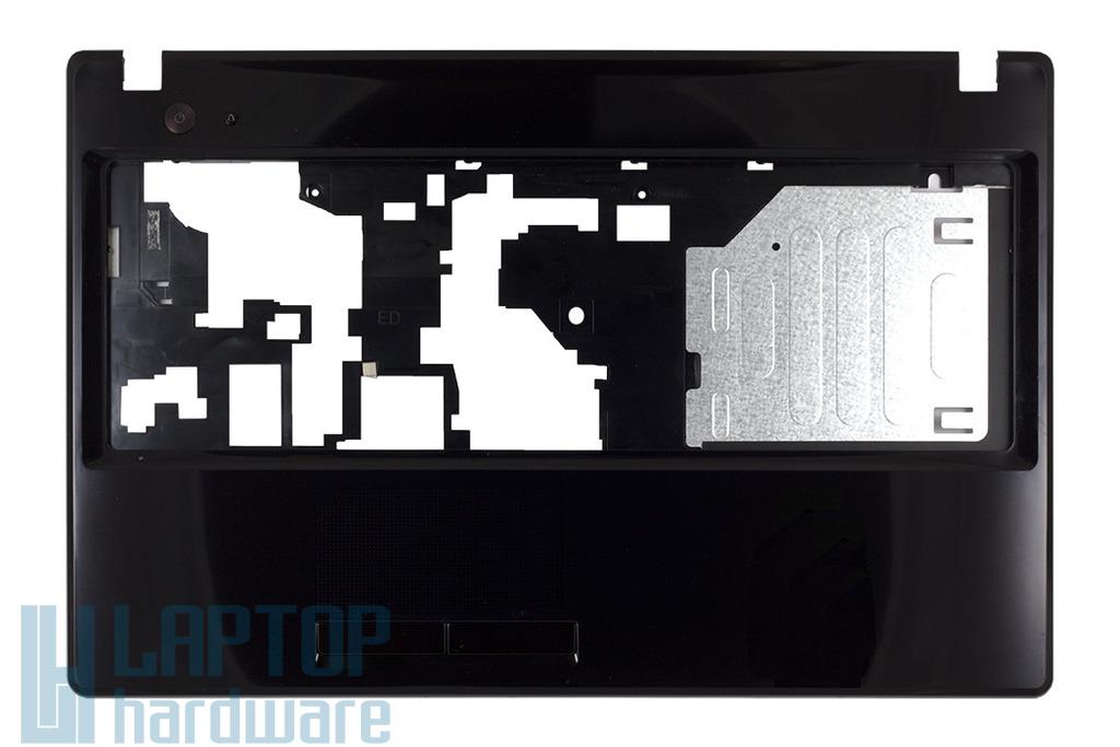 Lenovo Ideapad G580, G585 laptophoz gyári új FÉNYES FEKETE felső fedél (AP0N2000300)