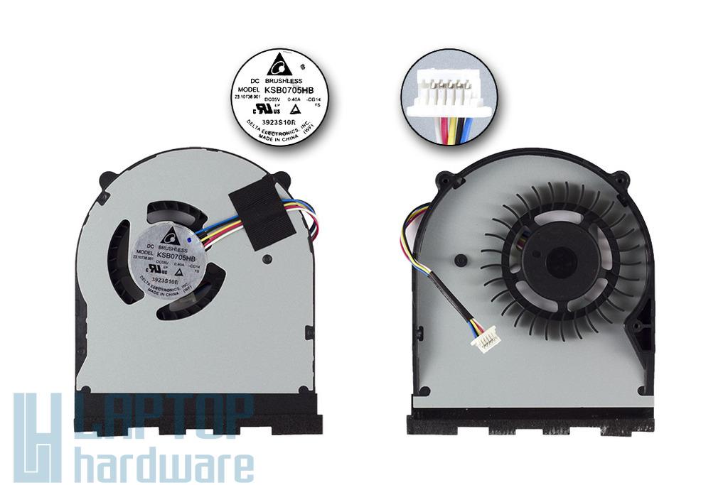 Lenovo IdeaPad M490, M490s gyári új laptop hűtő ventilátor, KSB0705HB