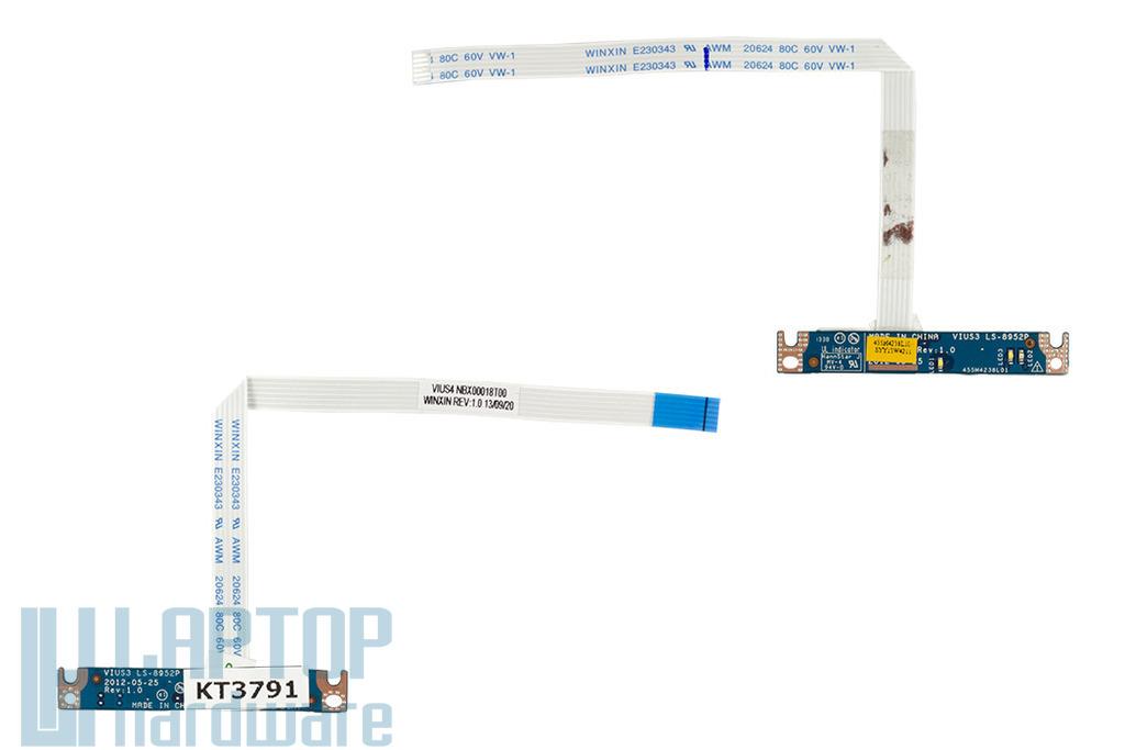 Lenovo IdeaPad S400 laptophoz használt LED panel kábellel, LS-8952P