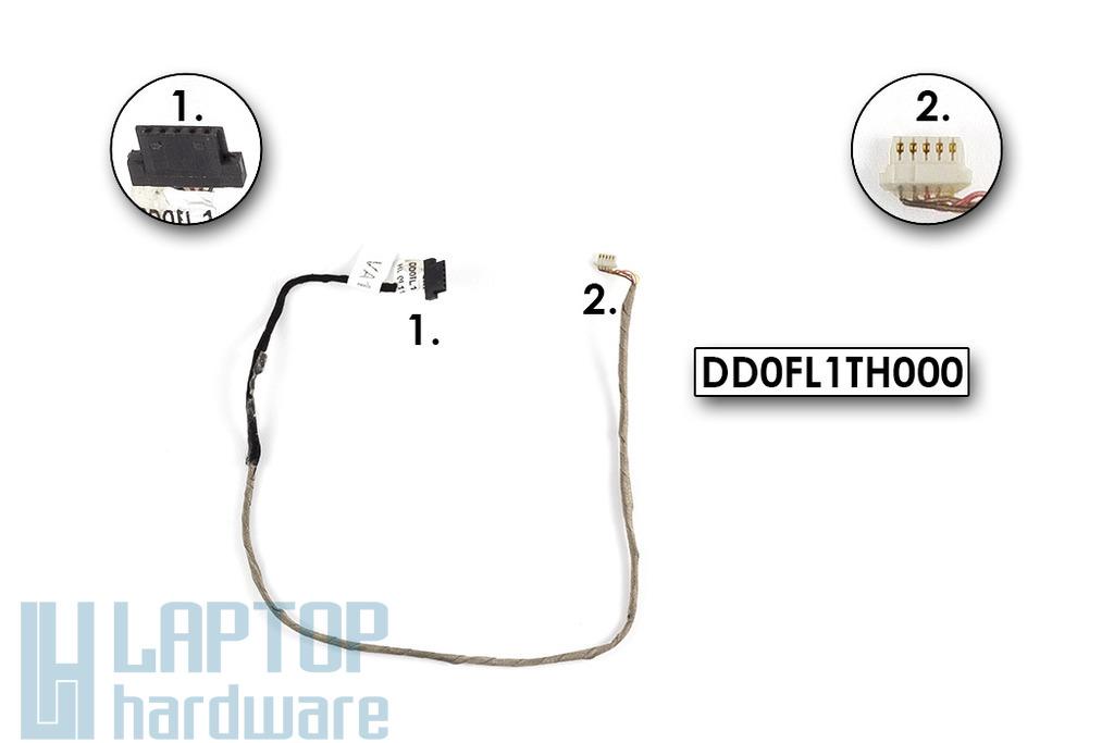 Lenovo IdeaPad S9, S9e laptophoz használt webkamera kábel (DD0FL1TH000)