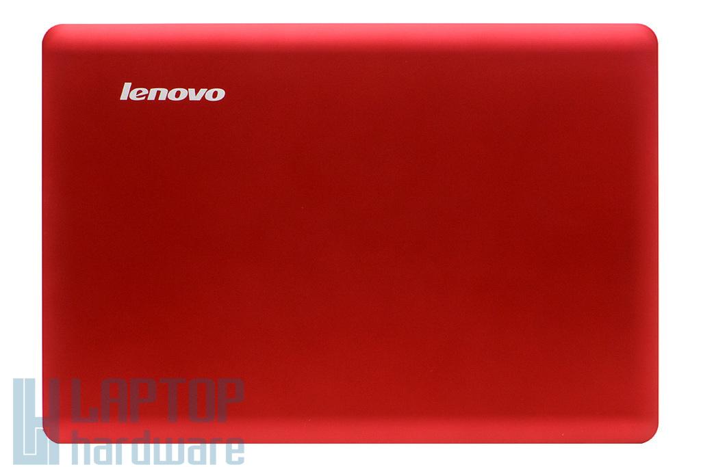 Lenovo IdeaPad U410 (touchscreen nélküli) gyári új piros laptop LCD kijelző hátlap (3CLZ8LCLVG0)