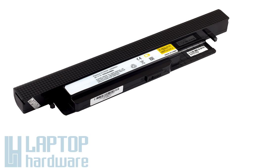 Lenovo IdeaPad U450P, U550 helyettesítő új 6 cellás laptop akku/akkumulátor (57Y6309, L09S6D21)
