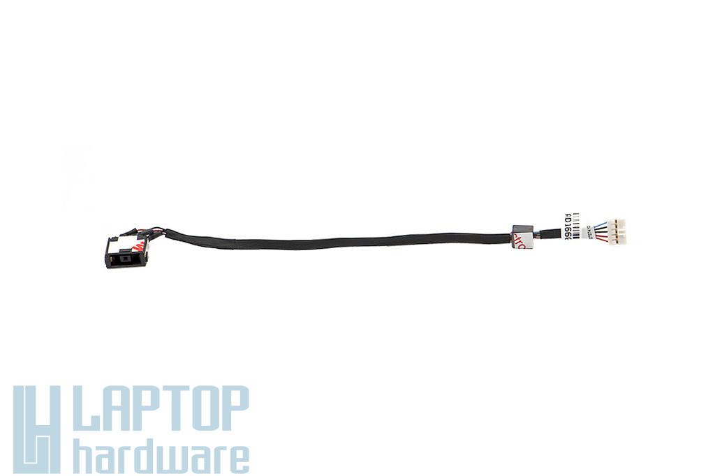 Lenovo IdeaPad Y50-70 gyári új DC-tápaljzat kábellel (DC30100R900)