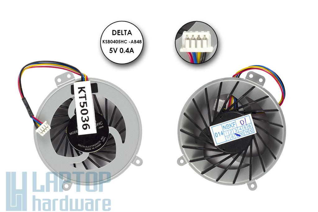Lenovo IdeaPad Z360 gyári új laptop hűtő ventilátor, KSB0405HC -AB48