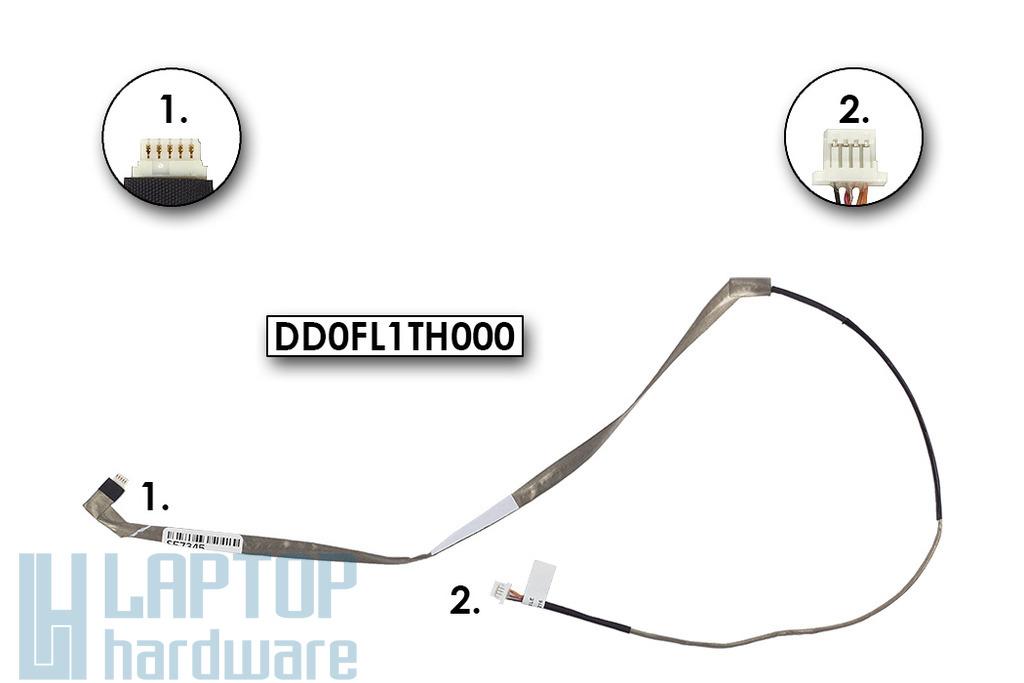 Lenovo IdeaPad Z370 laptophoz gyári új webkamera kábel (DD0KL5TH020)