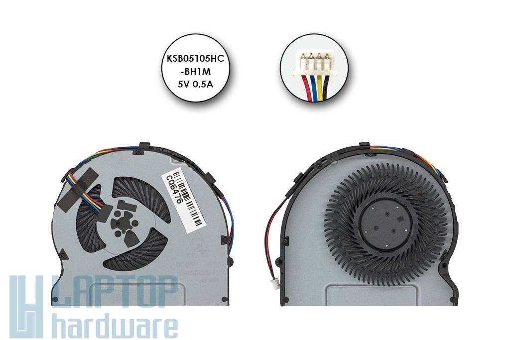 Lenovo IdeaPad Z380 gyári új laptop hűtő ventilátor (KSB05105HC BH1M)