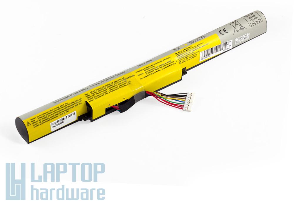 Lenovo IdeaPad Z400, Z500, Z510 helyettesítő új 4 cellás laptop akku/akkumulátor  L12S4K01