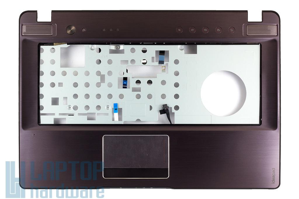 Lenovo IdeaPad Z470, Z475 gyári új laptop felső fedél, touchpaddel, hangszoróval, EAKL6008010