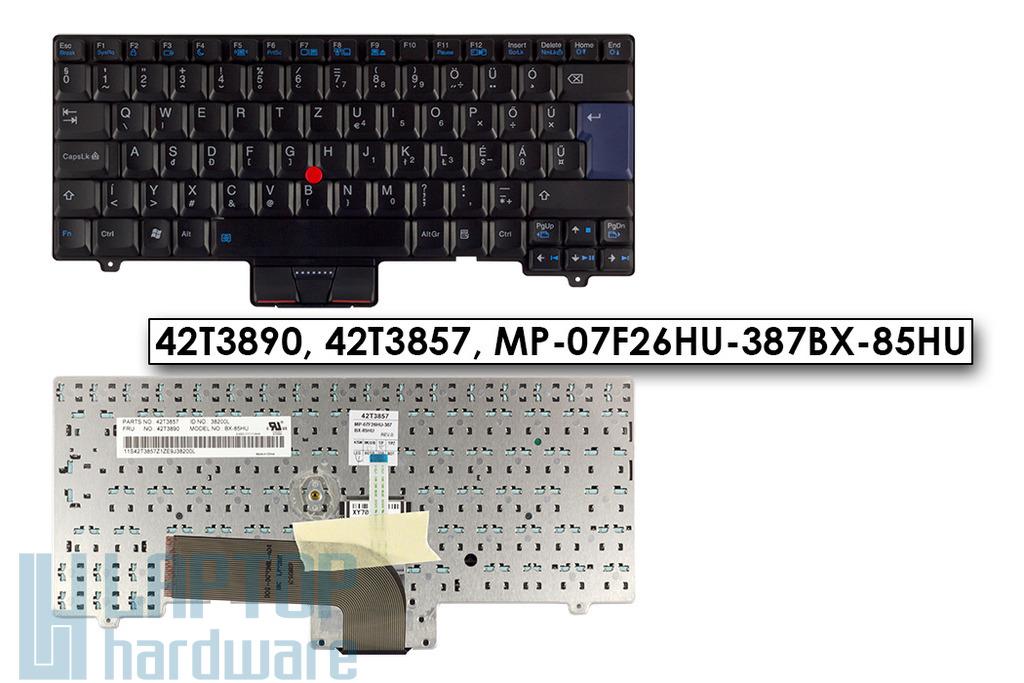 Lenovo ThinkPad SL300, SL400, SL500 gyári új magyar laptop billentyűzet (42T3890)