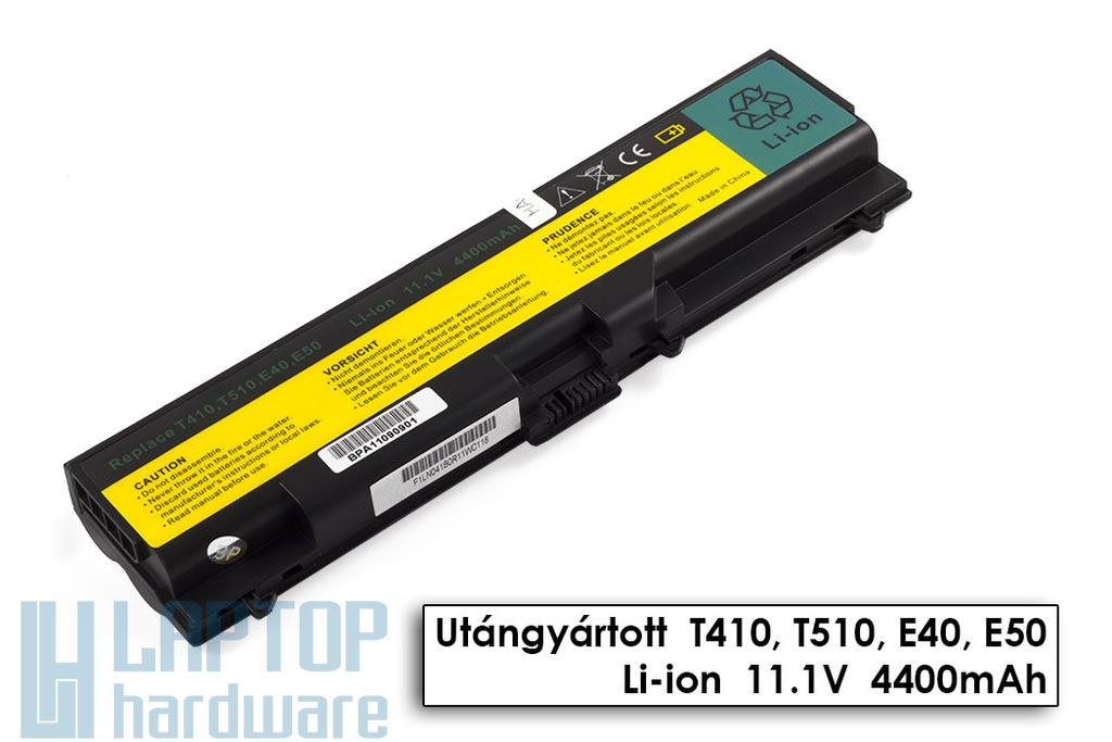 Lenovo ThinkPad SL410, T420, E420 helyettesítő új 6 cellás laptop akkumulátor