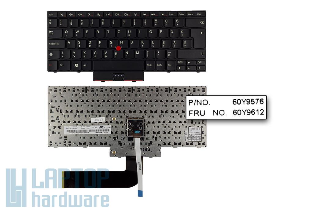 Lenovo ThinkPad Edge 14, 15 gyári új magyar laptop billentyűzet (FRU 60Y9612)