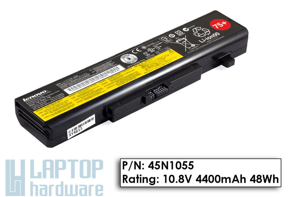 Lenovo Thinkpad Edge E430, E530, E540 gyári új 6 cellás laptop akku/akkumulátor  75+, 45N1055