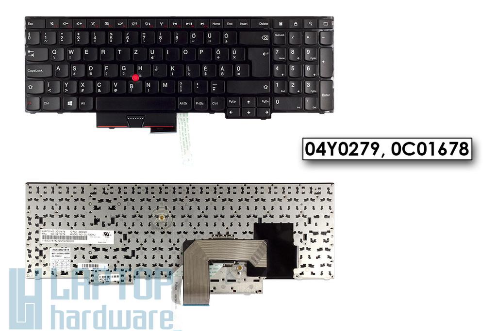 Lenovo ThinkPad Edge E530, E530c, E535 gyári új magyar laptop billentyűzet (04Y0279)