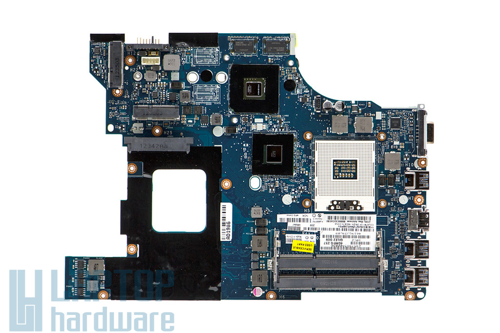 Lenovo ThinkPad Edge E530 gyári új laptop alaplap (Intel, rPGA989) (04W4015, LA-8133P)