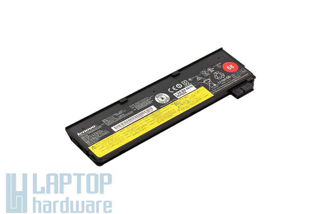 Lenovo ThinkPad L450, T450, W550 gyári új 3 cellás laptop akku/akkumulátor (FRU 45N1127)