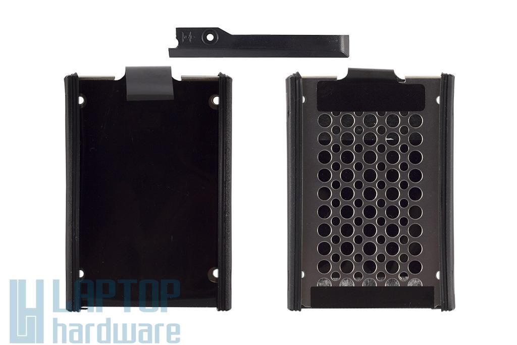 Lenovo ThinkPad R400, T400 gyári új laptop HDD winchester takaró fedél csavarokkal és HDD caddy-vel, 42X4858