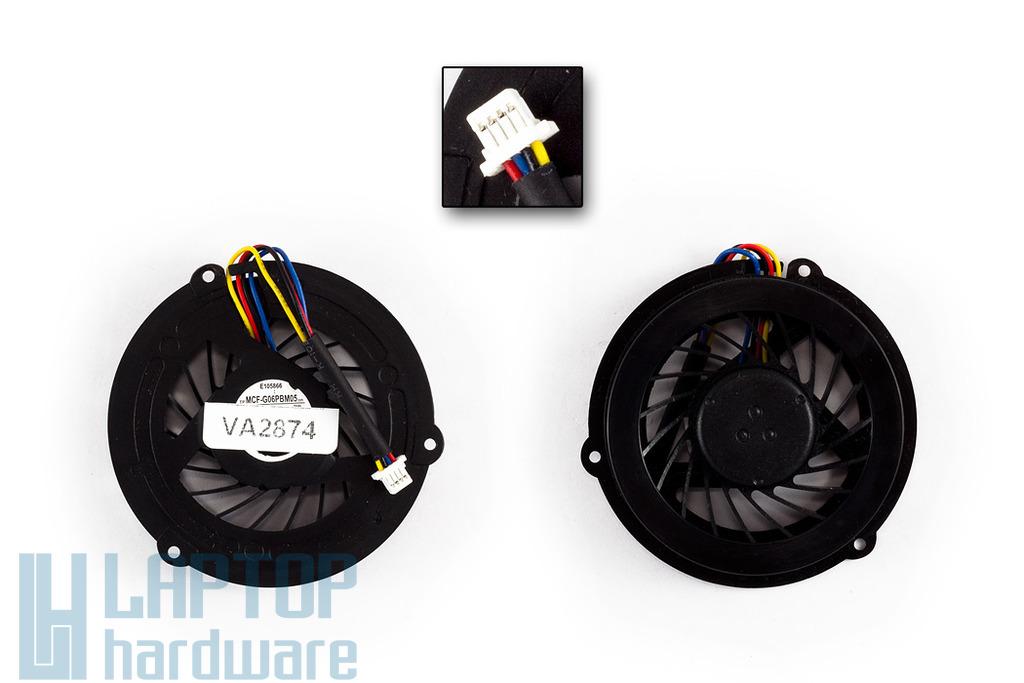 Lenovo ThinkPad SL300, SL400, SL500 gyári új laptop hűtő ventilátor (43Y9694)