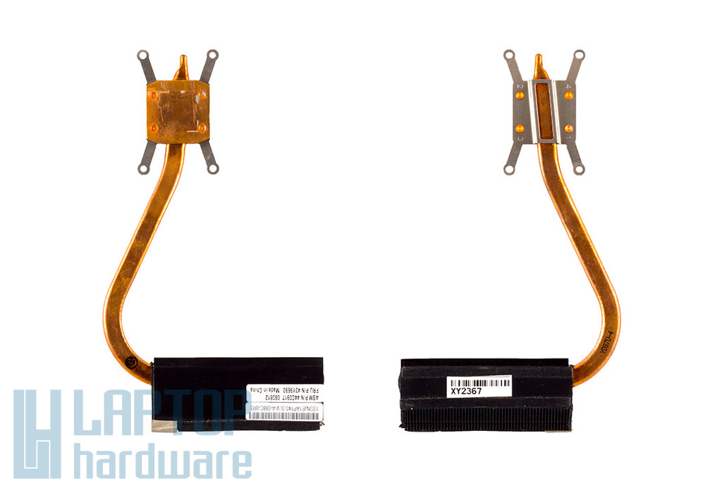 Lenovo ThinkPad SL500 laptophoz használt hőelvezető cső (13GNJE1AP140)