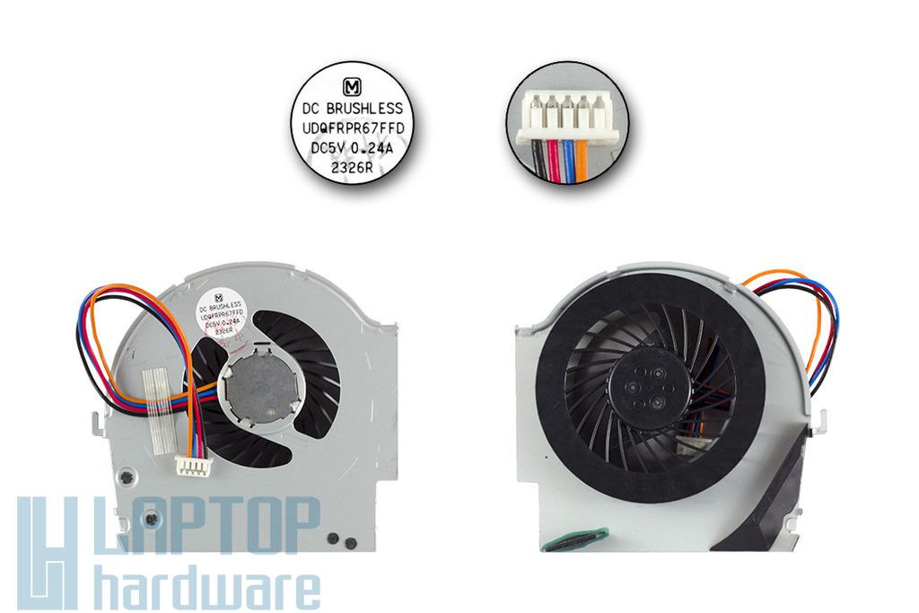 Lenovo ThinkPad T400 laptophoz gyári új laptop hűtő ventilátor, UDQFRPR67FFD