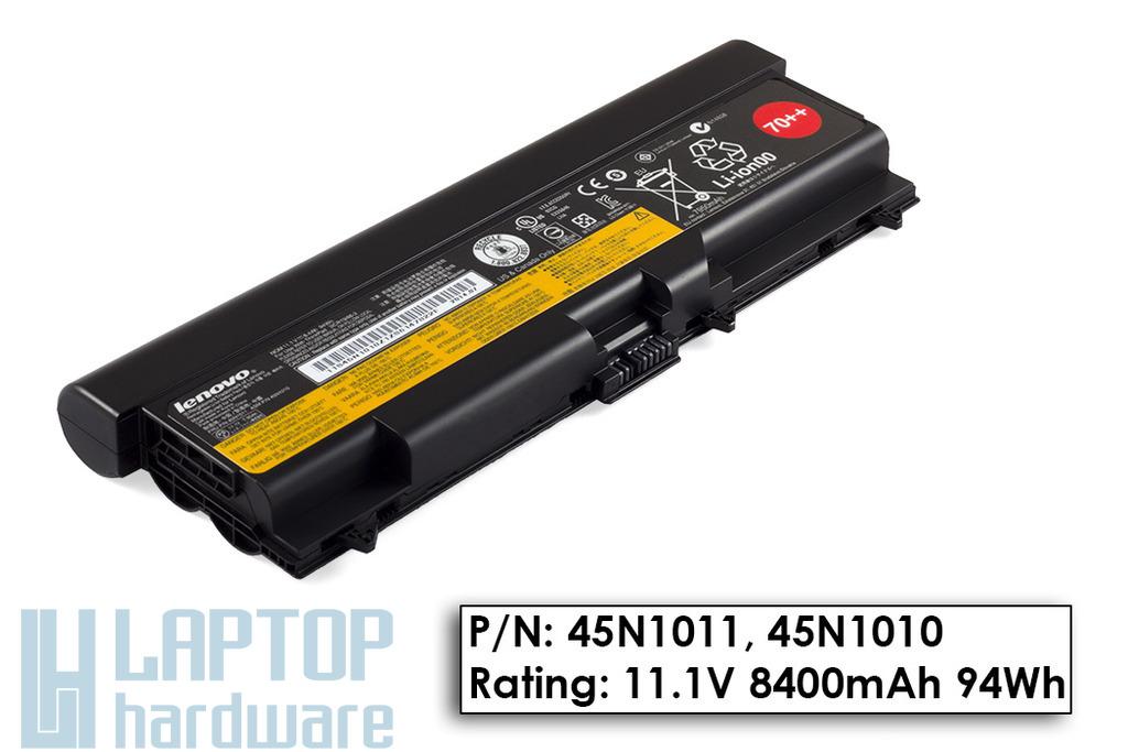 Lenovo ThinkPad T420, T520, T530 gyári új 9 cellás laptop akku/akkumulátor (45N1006)