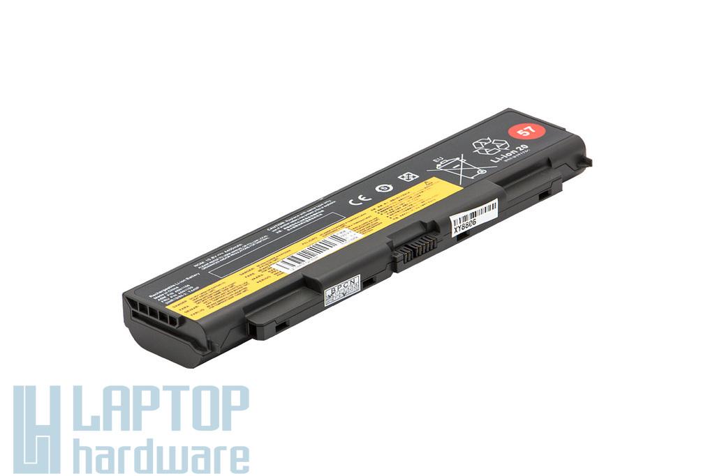 Lenovo ThinkPad T440p, T540p, W540 helyettesítő új 6 cellás laptop akku/akkumulátor (FRU 45N1159)