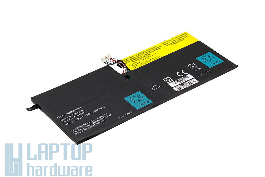 Lenovo ThinkPad X1 Carbon helyettesítő új 38 Wh-ás laptop akkumulátor