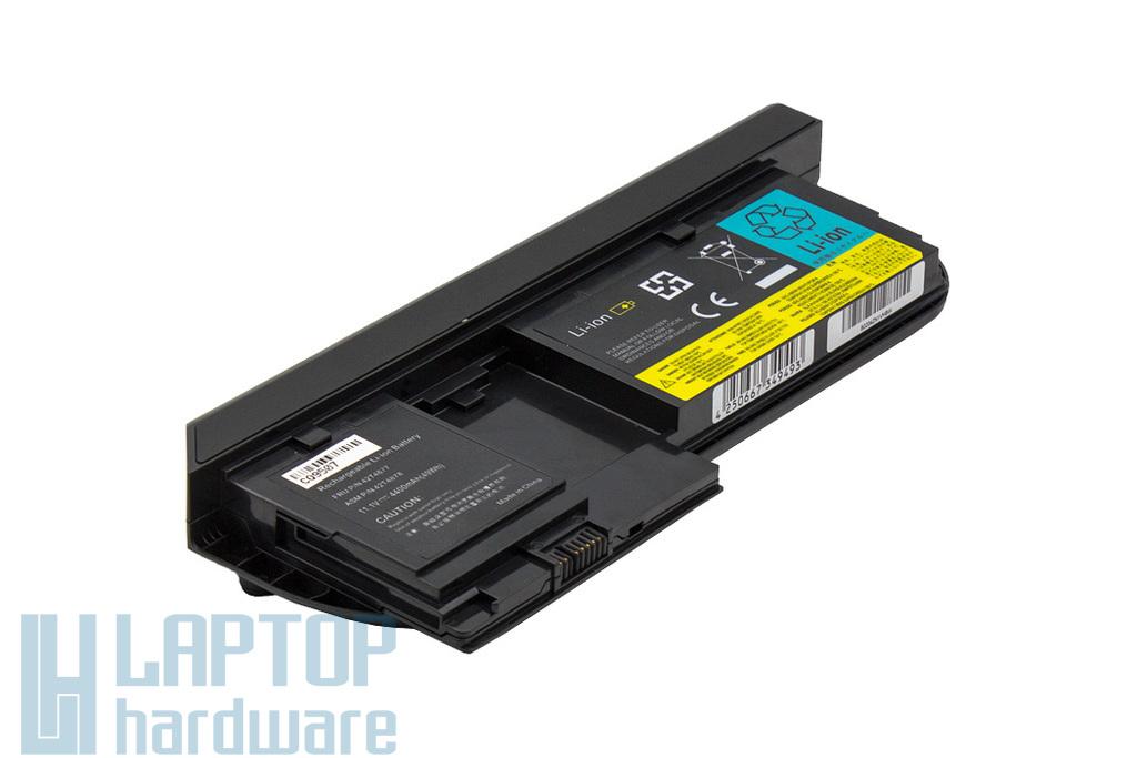 Lenovo ThinkPad X220 Tablet helyettesítő új 6 cellás laptop akku/akkumulátor (42T4877)