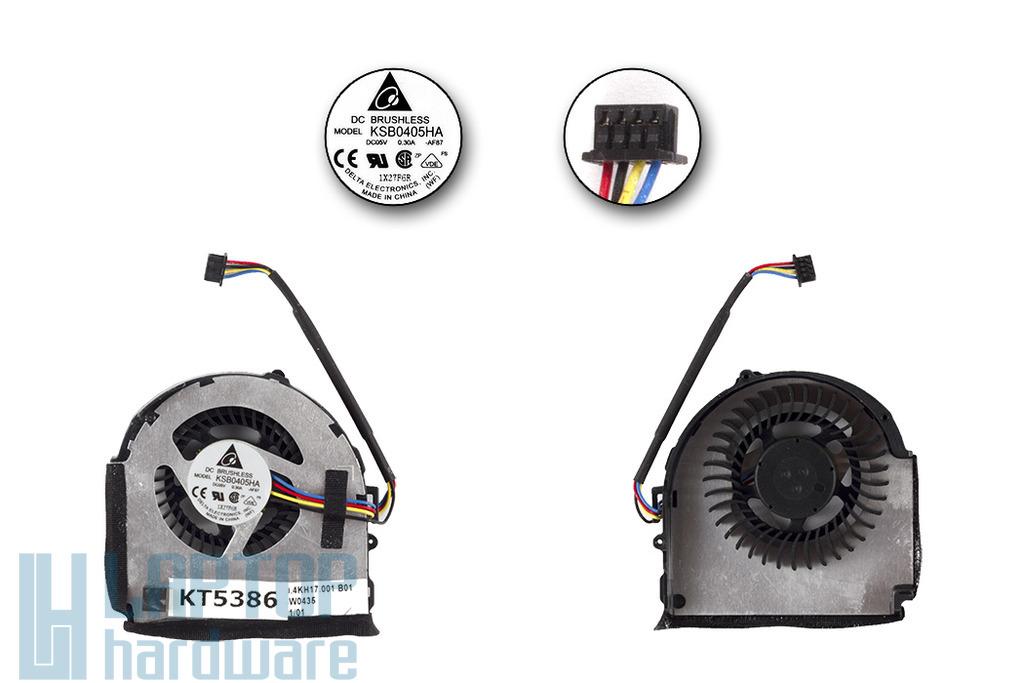 Lenovo ThinkPad X220, X220i gyári új laptop hűtő ventilátor, 04W0435, 04W1774